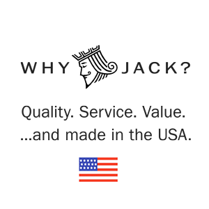 Why Jack? Hand Finishing by American Workers