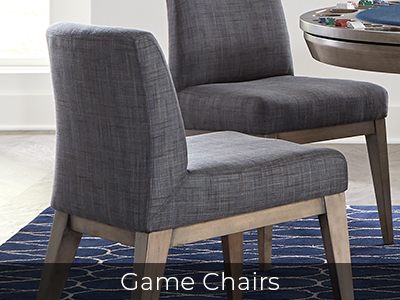 Game Chairs by Jack Game Room