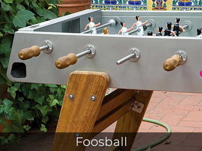 Foosball Tables by Jack Game Room