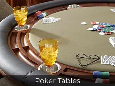 Poker Tables by Jack Game Room